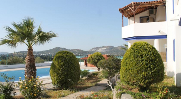 My House Bodrum Holiday Village