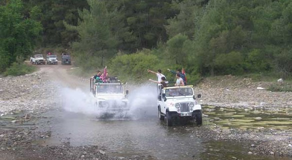 Turunç Jeep Safari