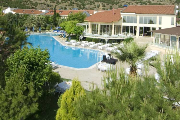 Lycus River Thermal Otel