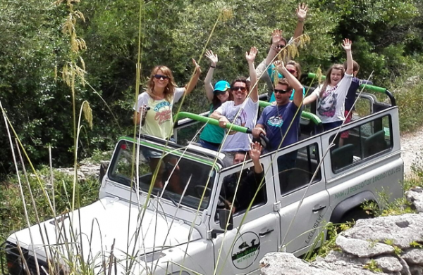 Kaş Jeep Safari