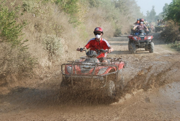 Antalya Atv Safari