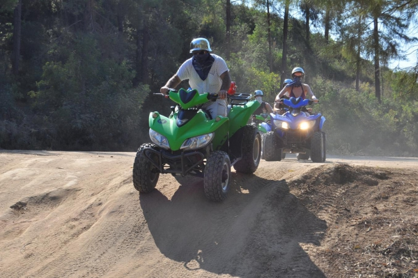 Belek Atv Safari
