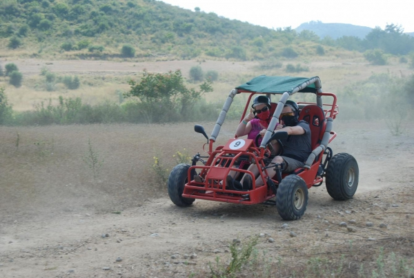 Antalya Buggy Safari